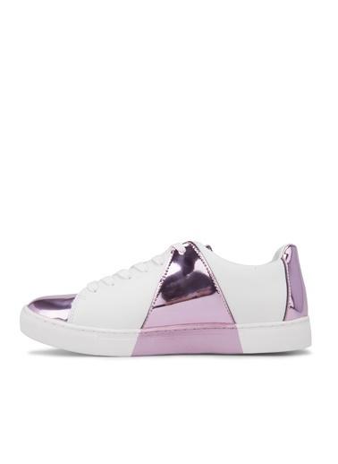 Emporio Armani Sneakers Pembe